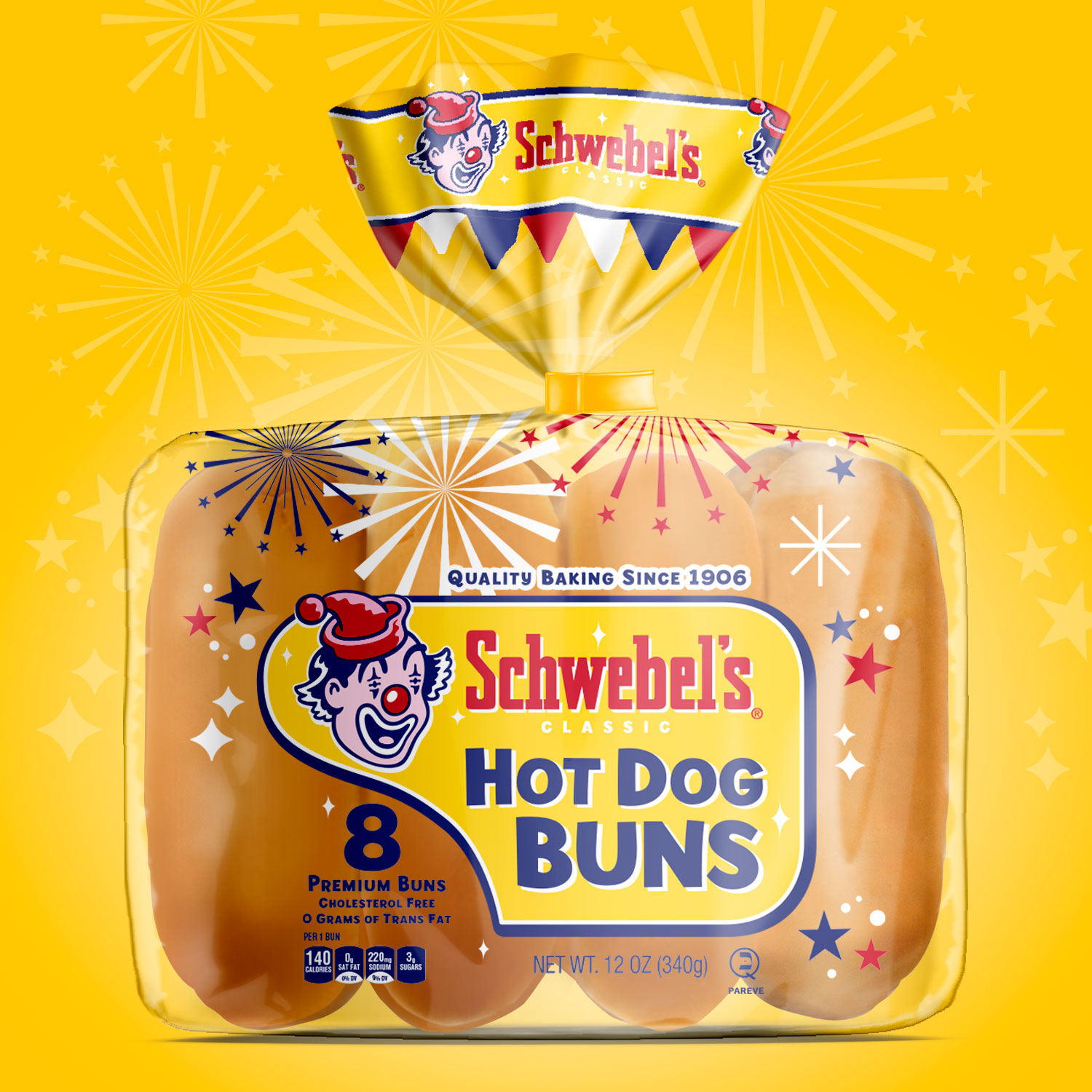 Schwebel's Summer Buns