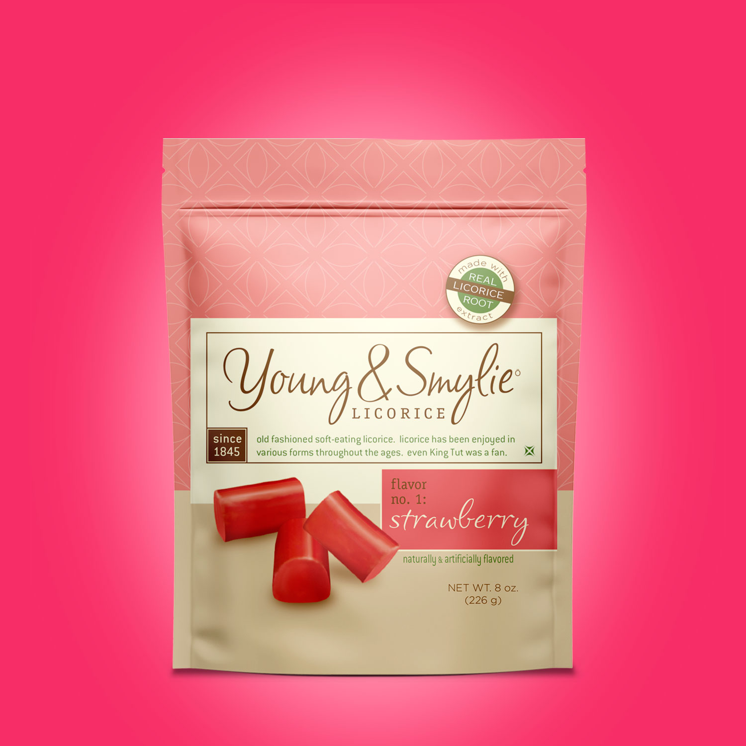 Young  & Smylie Licorice